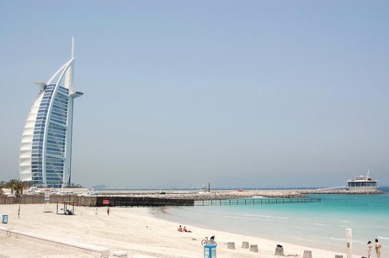 burj-al-arab-plage-dubai
